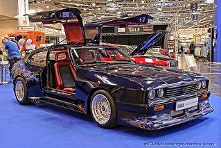 Ford Capri MK3 2.8i - 1980