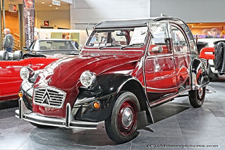 Citroën 2CV Charleston - 1983