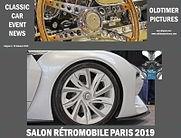 Salon Rétromobile Paris 2019