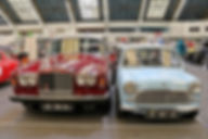 Rolls-Royce vs. Mini