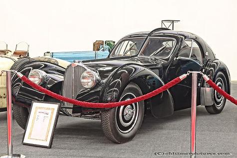 Bugatti 57 SC Atlantic - 1936