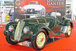 BMW 328 Frazer Nash - 1939