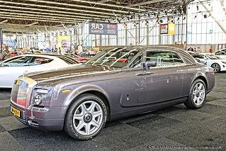 Rolls-Royce Phantom Coupé - 2011