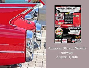 American Stars on Wheels Antwerp 2018