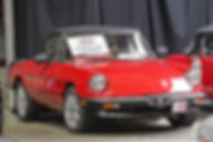Alfa Romeo Spider 2.0 - 1990