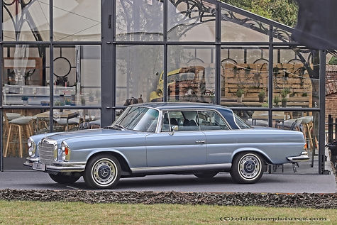 Mercedes-Benz 280SE 3.5 Coupé - 1971