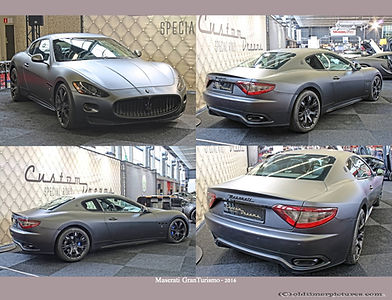 2016-Maserati GranTurismo