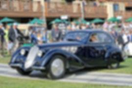 Alfa Romeo 8C 2900B Touring - 1937
