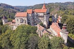 Hrad Pernštejn, Czech Republic
