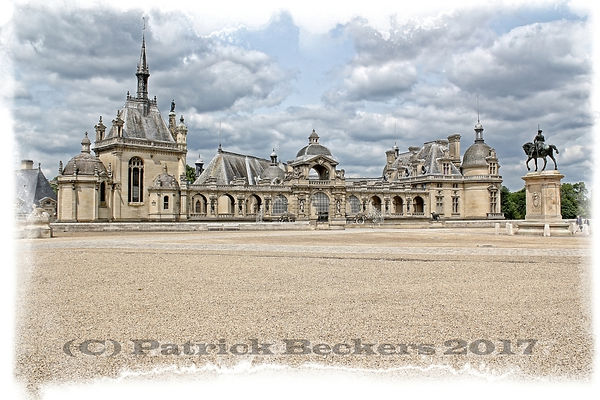 Château de Chantilly, France