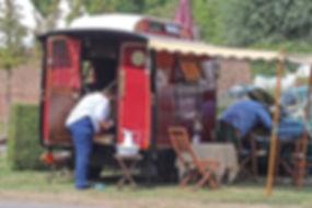 Eccles Caravan - 1929