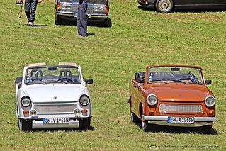 Trabant 601 Cabriolet 1968-1969