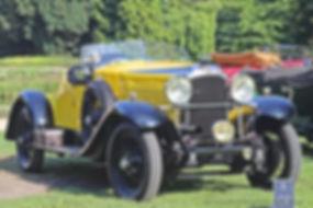 Vauxhall 20/60 Hurlingham Sports Roadster - 1929