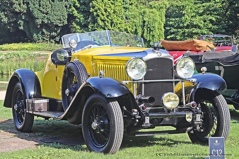 Vauxhall 20/60 Hurlingham Sports Roadster - 1929