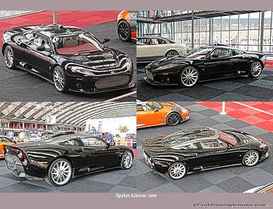 2009-Spyker Aileron