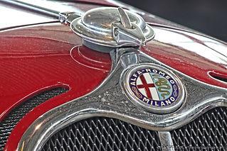 Alfa Romeo 8C 2900B Mille Miglia - 1938