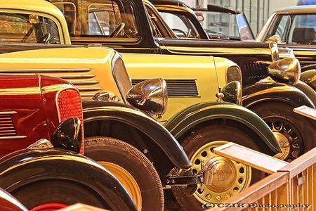 Classic Cars Rosengart