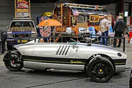 Lenoir Vanderhall Speedster - 2019