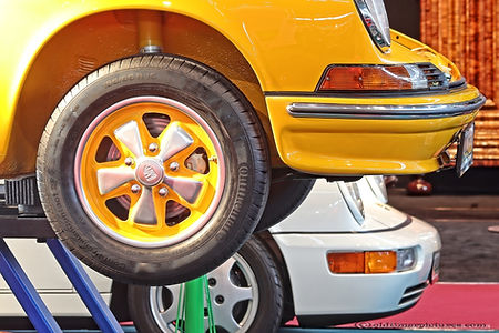 Retro Classics Stuttgart 2019 - Porsche