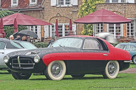 Pegaso Z 102 Touring Superleggera - 1953egaso Z 102 Touring Superlegg
