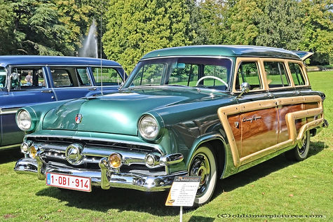 Ford Crestline Country Squire - 1954