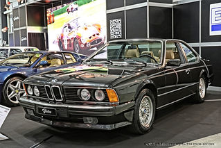 BMW 635 CSi - 1988