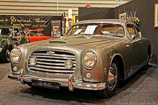 Alfa Romeo 6C Pinin Farina - 1952