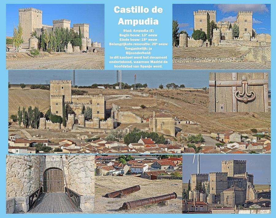 Castillo de Ampudia