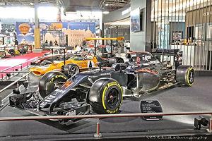 McLaren Richard Mille