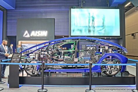 Aisin i-Mobility Type-T
