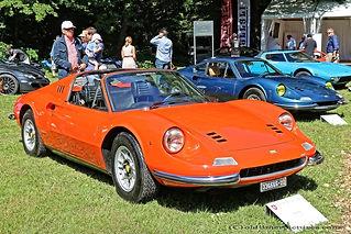 Ferrari 246 GTS Dino - 1972