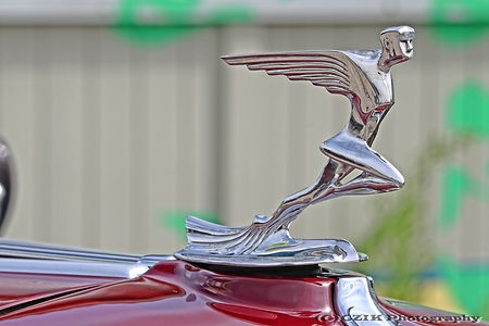 Auburn 8-100A Convertible Coupé - 1931