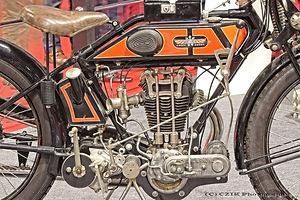 Gnome & Rhone 500 D2 - 1926