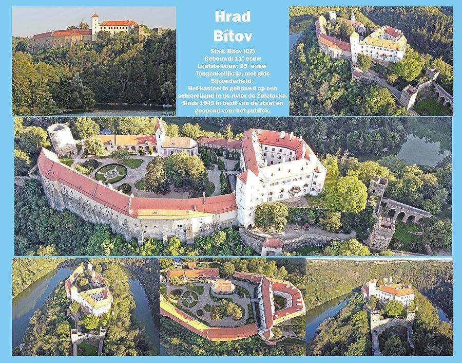 Hrad Bítov, Czech Republic