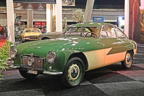 Fiat 100 Zagato - 1952