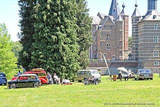Retro Classics Picnic Schloss Merode 2019