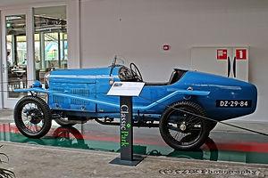 Amilcar CGS Boattail Ch.Duval - 1925