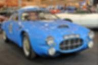 Panhard X86 Dolomites Pichon & Parat - 1954