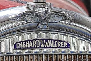 Chenard & Walcker T8 - 1932