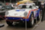Rallye Porsche 953 - 1984