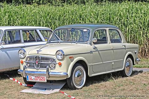 NSU-Fiat Neckar - 1958