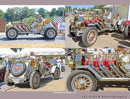 American LaFrance 1917