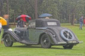 Alvis 4.3 Litre Vanden Plas - 1937