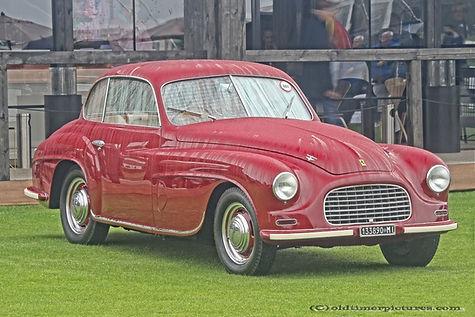 Ferrari 166 Inter Touring - 1949