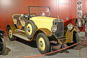 Berliet MGB-2 - 1926
