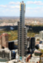 Eureka Tower, Melbourne, Australia