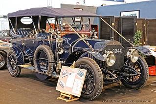 Mercedes Kardanwagen 28/50 Tourer - 1911