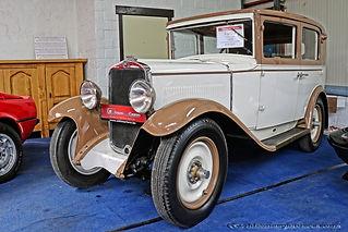 Fiat 514 4-Door Sedan - 1929