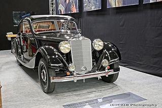 Mercedes-Benz 320 Stromlinien-Limousine - 1939