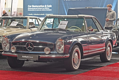 Mercedes-Benz 280 SL -1971